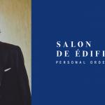 長岡亮介「SALON DE EDIFICE」のファッションモデルとして起用