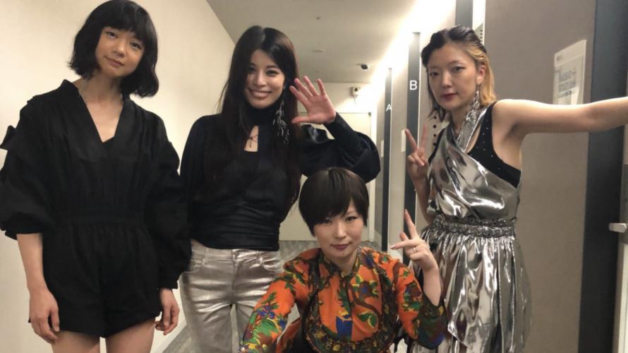 【Mステ】椎名林檎と櫻井敦司&ユウ 関根嬢 いこか様で『駆け落ち者』を披露!