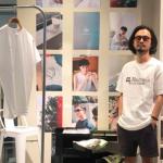 渋谷PARCO2Fで長岡亮介デザインTシャツが販売!(6/12-6/22)