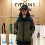 渋谷パルコ1Fで長岡亮介デザインTシャツが販売!(1/22-2/14)